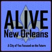 Alive New Orleans Logo
